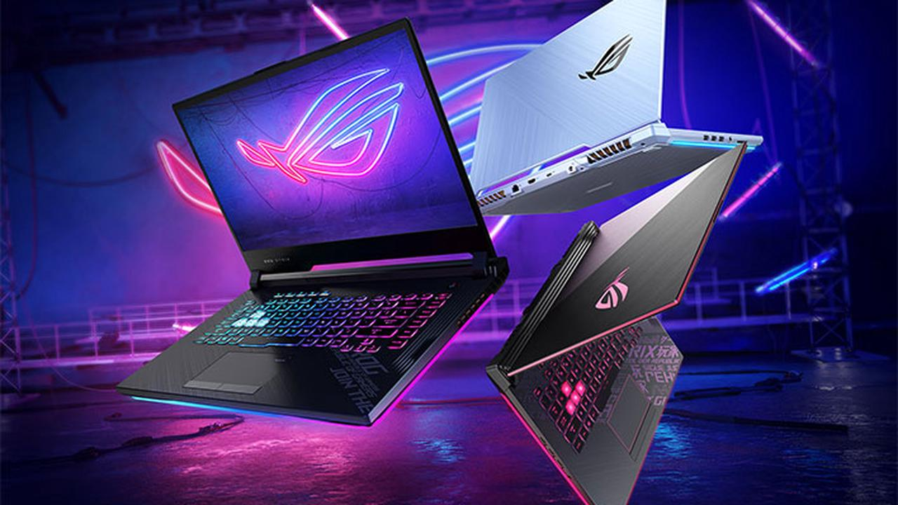 Asus ROG Zephyrus G15 GA503QS Laptop computer With Ryzen 5000-Sequence CPU  Noticed on Amazon, Launch Anticipated at CES 2021 - Opera News