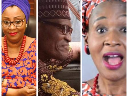 After El-Rufai's Wife Posted The Look-alike Picture Of Buhari, See Kemi Olunloyo's Response