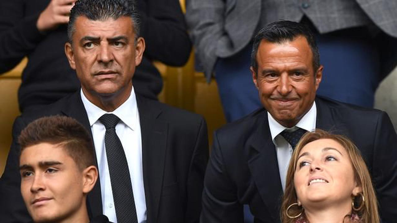 Jorge Mendes waiting for Erling Haaland's Manchester United transfer to fail