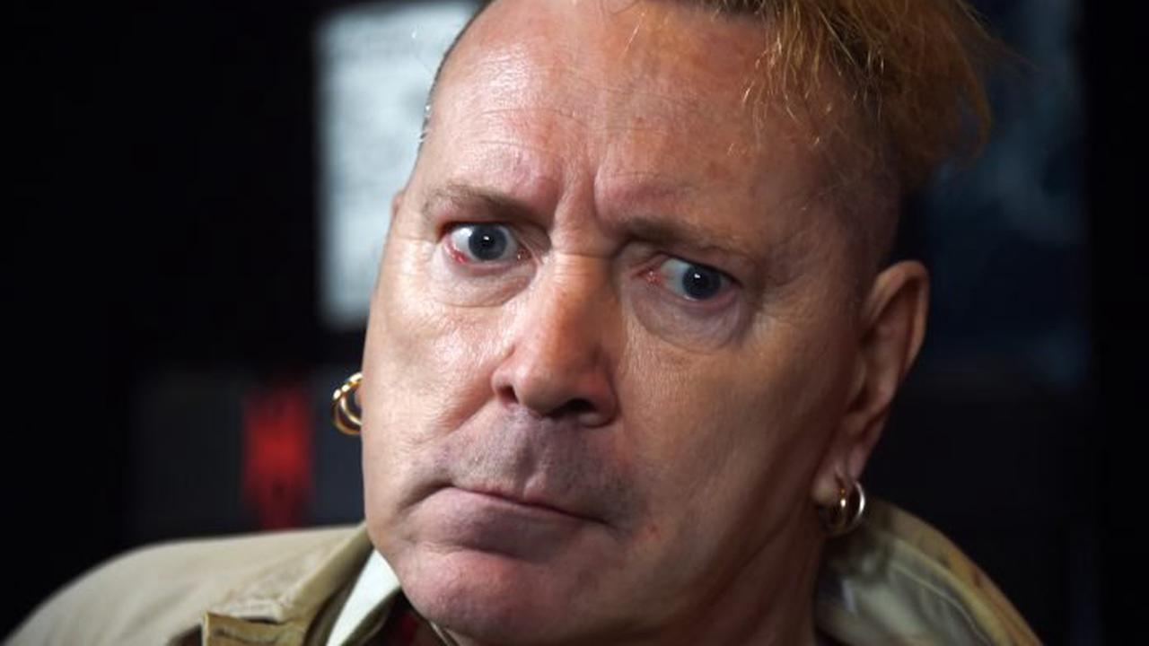 """John Lydon says he is in """"financial ruin"""" after losing court case against fellow Sex Pistols"""