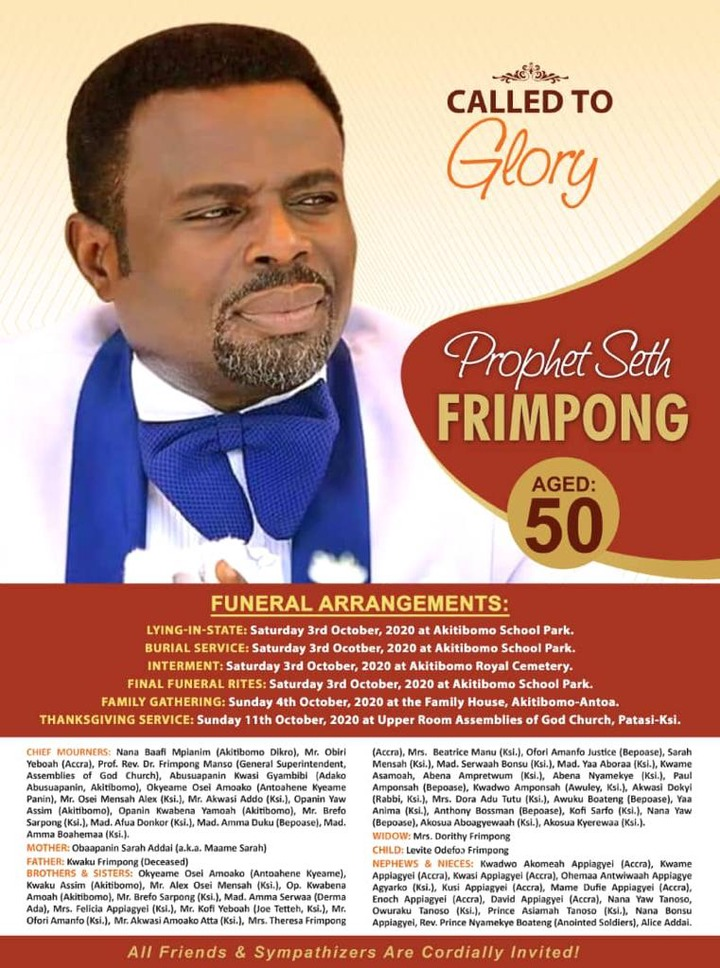 3638a5b2d3845948c55d30032ff2b551?quality=uhq&resize=720 - Sad: Unseen Photos From Prophet Seth Frimpong's Final Burial Rite (Photos)