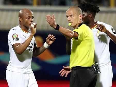 Ghana secured thier high profile trio