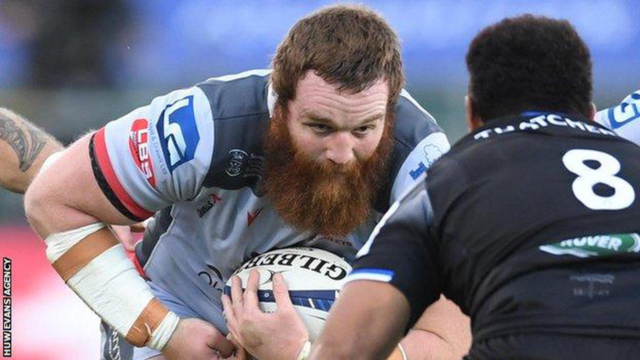 Jake Ball: Lock to quit Wales and Scarlets at end of season