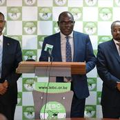 IEBC Chairman Makes the Following Announcement Ahead of Tomorrow's By Elections