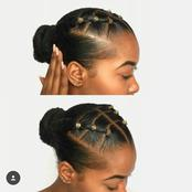 Don't look unkempt because you don't have money, see beautiful hairstyles that won't cost you much