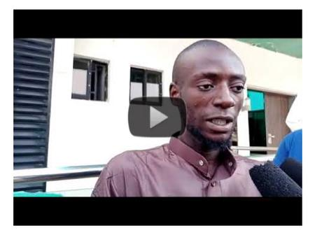 VIDEO: Our Abductors Don't Know God At All – Freed Afaka Student Narrates His Ordeal In Captivity
