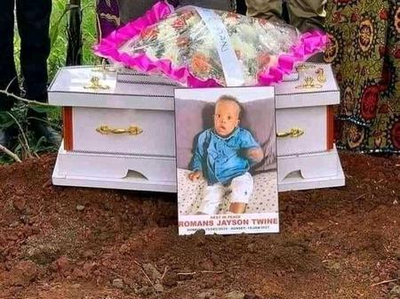 The Baby Who Was Killed During Protests In Uganda Has Been Laid To Rest In An Emotional Moment
