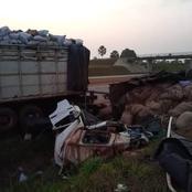 Autoroute du Nord : Une collision entre deux camions fait 05 victimes dont 02 décès