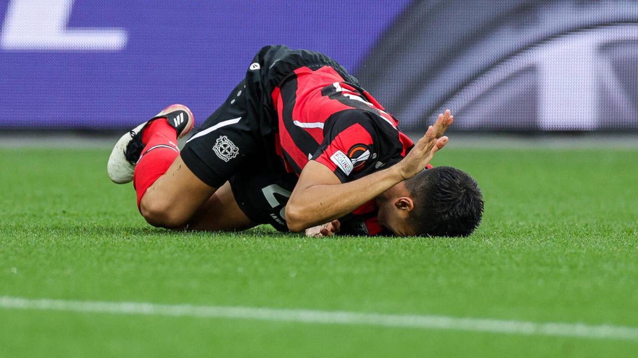 Bayer Leverkusen vier Wochen ohne Palacios