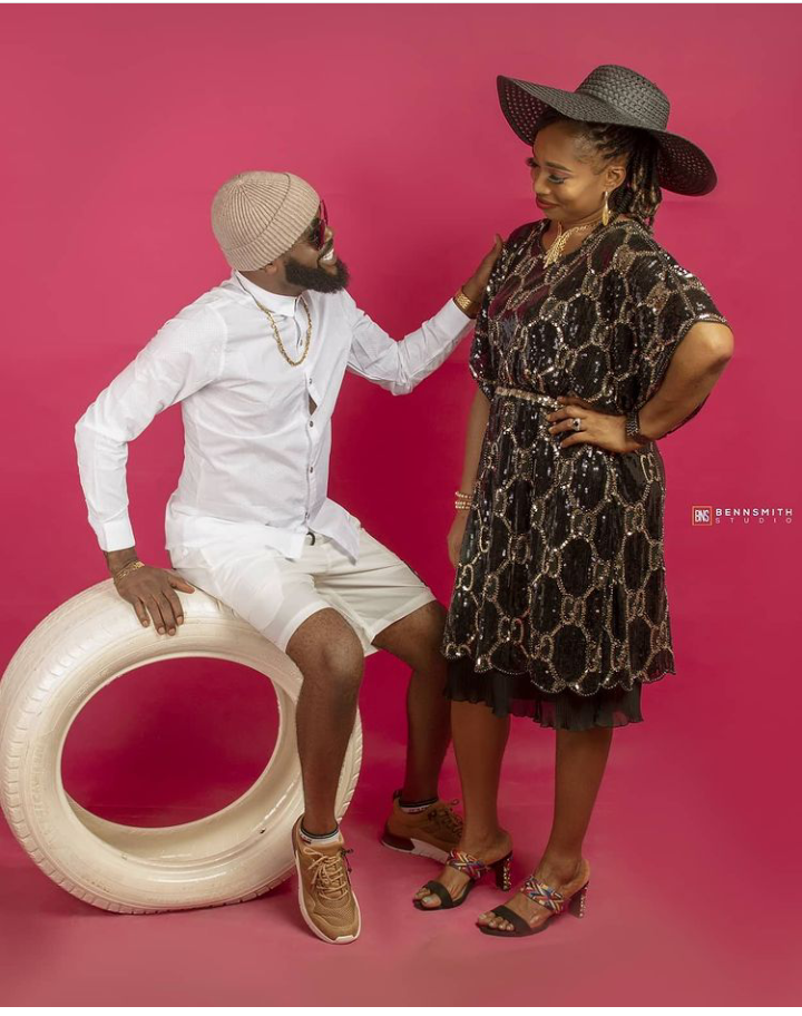 Check out 15 photos of Chief Imo and his wife they celebrate their 10th wedding anniversary 22