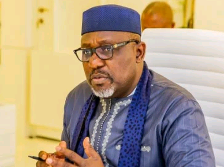 EFCC arrests Ex-Gov Okorocha over alleged N7.9bn cash in banks
