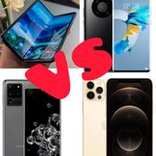 Between Apple (iPhone), Samsung and Huawei which of them has the most beautiful phones?