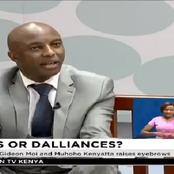 Irungu on Citizen Tv Reveals Why he Ditched Dynasties And Join DP Ruto's Camp and Says This on Raila