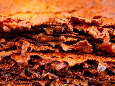 Kilishi is called Beef Crakers- see other Nigerian foods you didn't know their English name till now