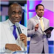 Four Kinds Of Cloths You'll Always Find Nigerian Pastors Wearing On Sundays (Photos)