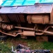 Road Accident Claims One Along Kisii-Kilgoris Road