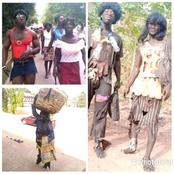 Checkout 16 Funny Rag Day Pictures of Some Oko Polytechnic Students