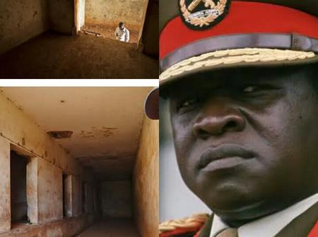 Inside Idi Amin's Chamber Torture Where Thousands of Ugandans Lost lives [PHOTOS]