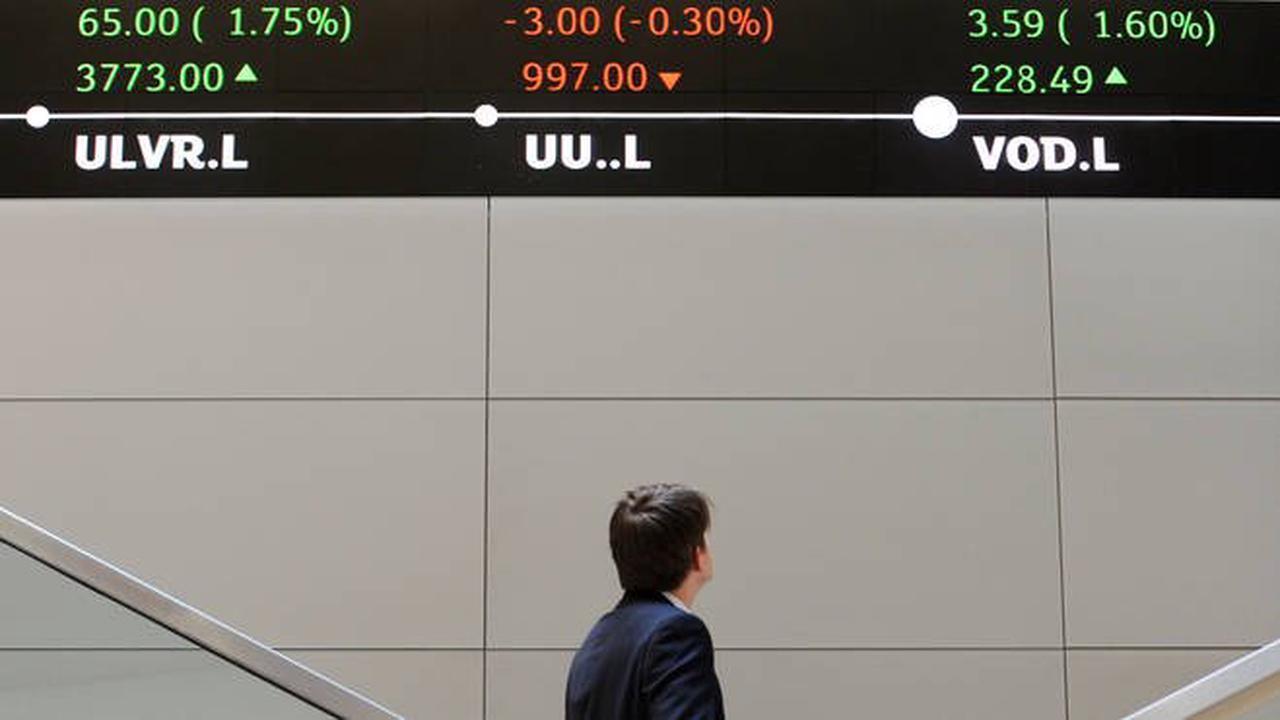 FTSE 100 hits highest level since start of pandemic