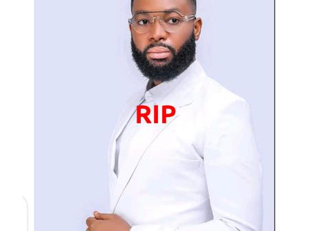 Sad: See The Last Post This Nollywood Actor Made On Social Media Before His Death Yesterday