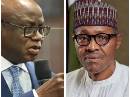 Reactions As Pastor Tunde Reveals What God Allegedly Told Him About Buhari