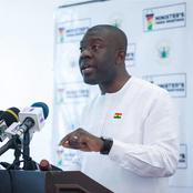 The Media Firm, NDC Believes Kojo Oppong Nkrumah Owns, has its Parent Company Based in Europe. PICS