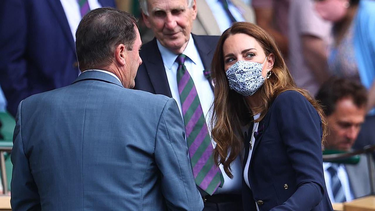 Kate Middleton WILL attend the Wimbledon women's and men's finals this weekend after coming out of self-isolation - but how is she out of quarantine already?