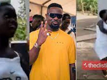 """Sarkodie Replies Ex-Girlfriend """"Atopahemaa"""" Who Said She Is Responsible For His rise"""