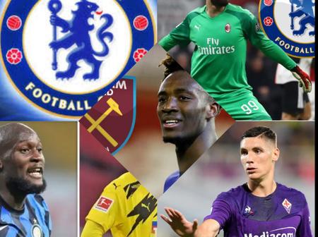 Chelsea Transfer News: Update On Lukaku, Tammy Abraham, Gianluigi Donnarumma, Nikola Milenkovic