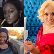 Is Lethabo Mathato skin bleaching ? (See pictures)