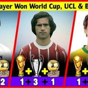 8 players that won World Cup, UCL and Ballon D'Or