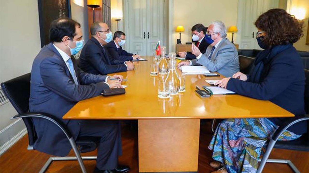 Mechichi s'entretient à Lisbonne avec le ministre portugais de l'Intérieur