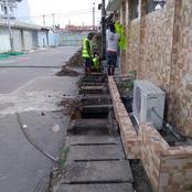 Assainissement et drainage / La mairie de koumassi sans relâche pour le bonheur de ses populations