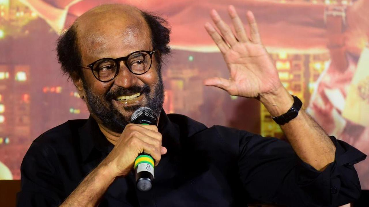 Indian Film Star Rajinikanth Ends Political Bid Over Health Fears