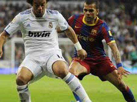 Is Dani Alves And Macerlo All Time Best Full Back In The Spain League?