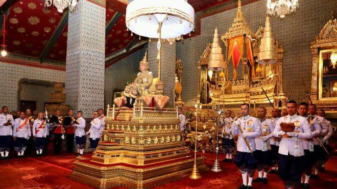 Net Worth : How Much Does King Maha Vajiralongkorn of Thailand Worth?