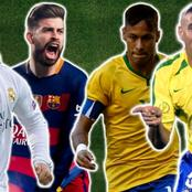 Football Players You Never Knew Played Together(Part 2)