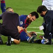 Bad news for Barcelona FC and Lionel Messi