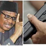 OPINION: Have These 3 Qualities First Before you Can Own A Gun if Buhari Adviser's Request is Allowed