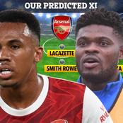 Arsenal Strongest Possible 4:3:3 Line Up Against Burnley In The Week 28 Of The EPL