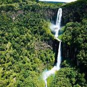 Best Visited Incredible Waterfall In Kenya