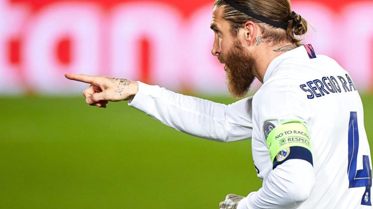 "Sergio Ramos ""a manqué de respect au Real Madrid"" selon son ancien agent"