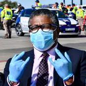 Fikile mbalula response has created quite a stir on social media people are threatening to leaveANC