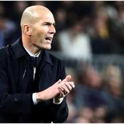 Zinedine Zidane's Squad For Champions League Game At Anfield