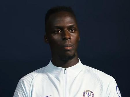 'Not the ultimate objective': Edouard Mendy doesn't plan to end stunning rise after Chelsea move