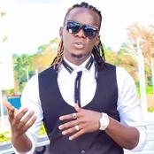 'Endelea Kuvaa Crop Top Ya Mama Yako,' Willy Paul's Reply To a Fan Who Commented This On His Post