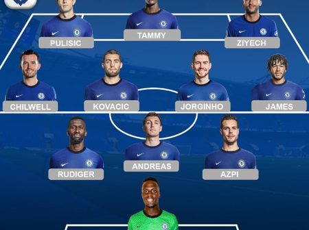 Chelsea Might Lose Against Crystal Palace If Tuchel Fails To Use This Formation