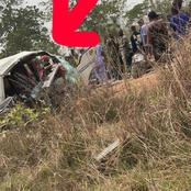 Road Accident Claims Several Lives In Ekiti State Today(Video)
