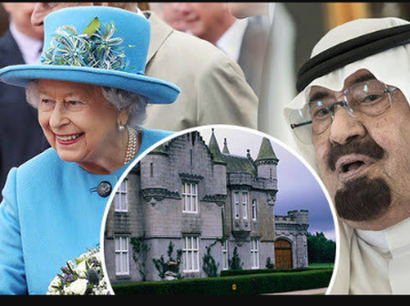 Flashback: How Queen Elizabeth Scared an Arabian Prince in The Car