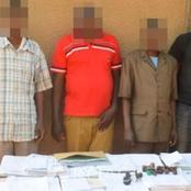 Burkina Faso : la police a démantelé un réseau de fabricant des papiers administratifs ivoiriens